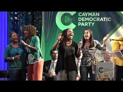 Cayman Democratic Party Conference 2017