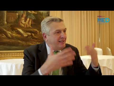 Interview to Grandi, UN High Commissioner for Refugees