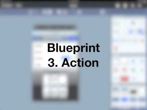 Blueprint iphone ipad mockup app introduction youtube blueprint iphone ipad mockup app introduction malvernweather Gallery