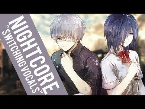 FRIENDS ✗ Whistle Switching Vocals Nightcore