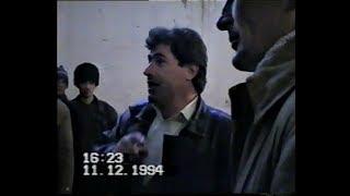 11 декабря 1994 года началась 1-я Чеченская война.Фильм Саид-Селима.