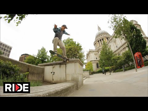 A Day in London with Douwe Macare and Manny Lopez