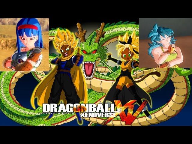 Dragon Ball Xenoverse Modo Batalha
