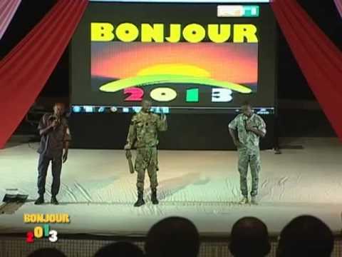 BONJOUR 2013 - ABIDJAN - L'INTEGRALITE - Partie1