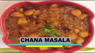 Chana Masala  Chole Recipe  चन मसल छल Indian Cusine