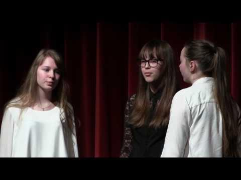 Kuressaare Gümnaasiumi galakontsert 2017, I osa