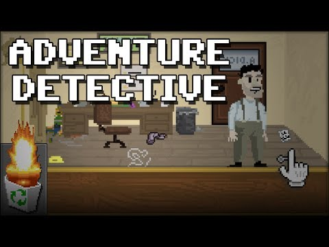 Flash Tub: Adventure Detective [HD]