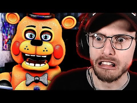 AW S**T HERE WE GO AGAIN 2.0 | FIVE NIGHTS AT FREDDY'S 2