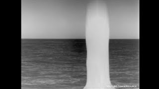 Tomahawk Missile Sea Launch from Submarine