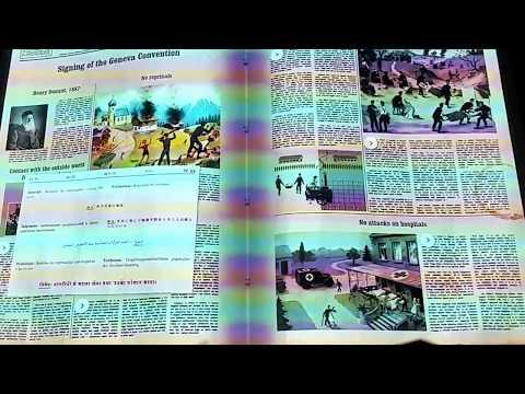 Tactile Interactive Digital Book - Landesmusuem, Zürich