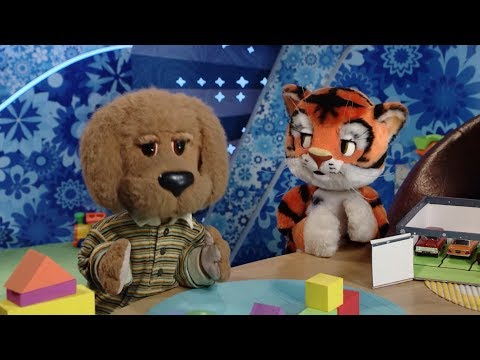 Спокойной ночи, малыши - Полуприпрятал - Интересные мультфильмы - (Дуда и Дада)