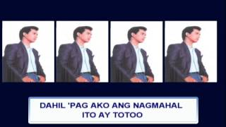 Kahit Sino By Richard Reynoso (Music & Video With Lyrics) Alpha Music