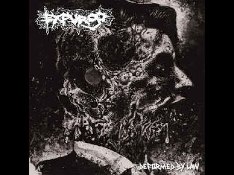 EXPURGO - Deformed by Law CD (2018)