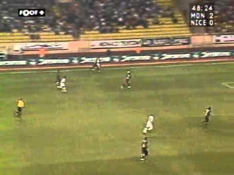 As Monaco 3 - 4 OGC NICE (2004 - 2005 )