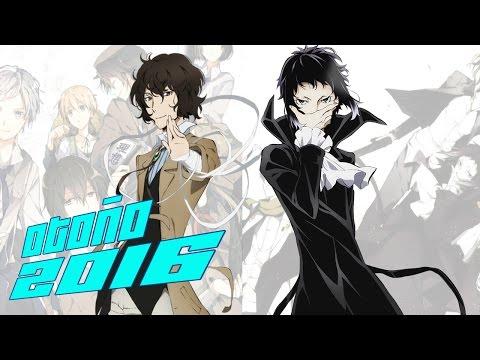 Top 10 animes para Otoño 2016