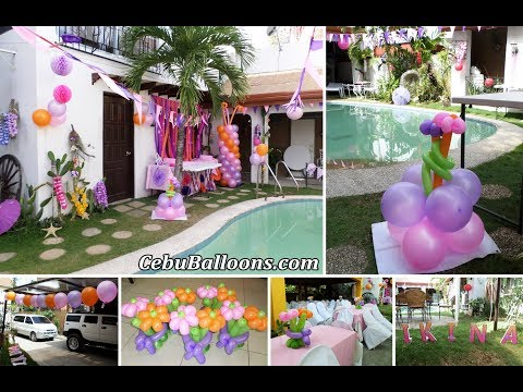 Top 40+ pool party decoration ideas DIY   In School   On a budget