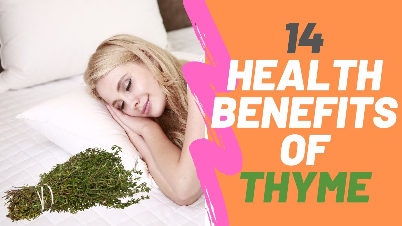 Download 14 health benefits of Thyme