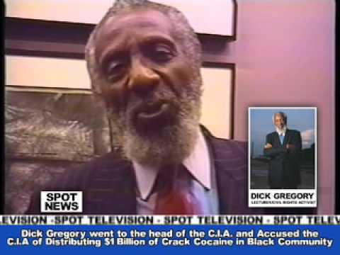 DICK GREGORY on SPOT TV