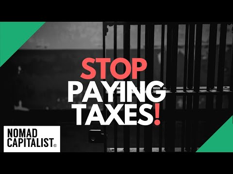What Happens If An Expat Stops Paying Taxes?