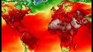 All Time Record Heat Wave On Planet!