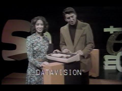 """Datavision Video Products - """"Character Generator / Video Titling System"""" (Demo Reel, 1974?)"""