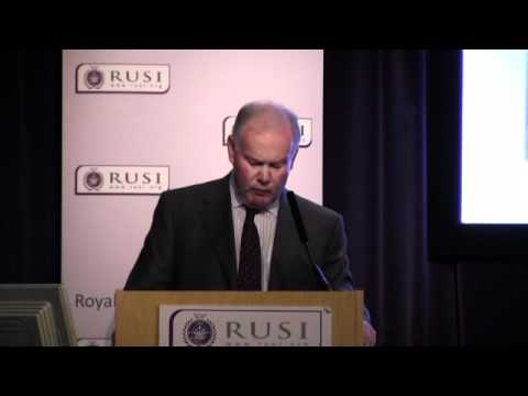 Charles Hendry MP on Energy Security in our National Infrastructure