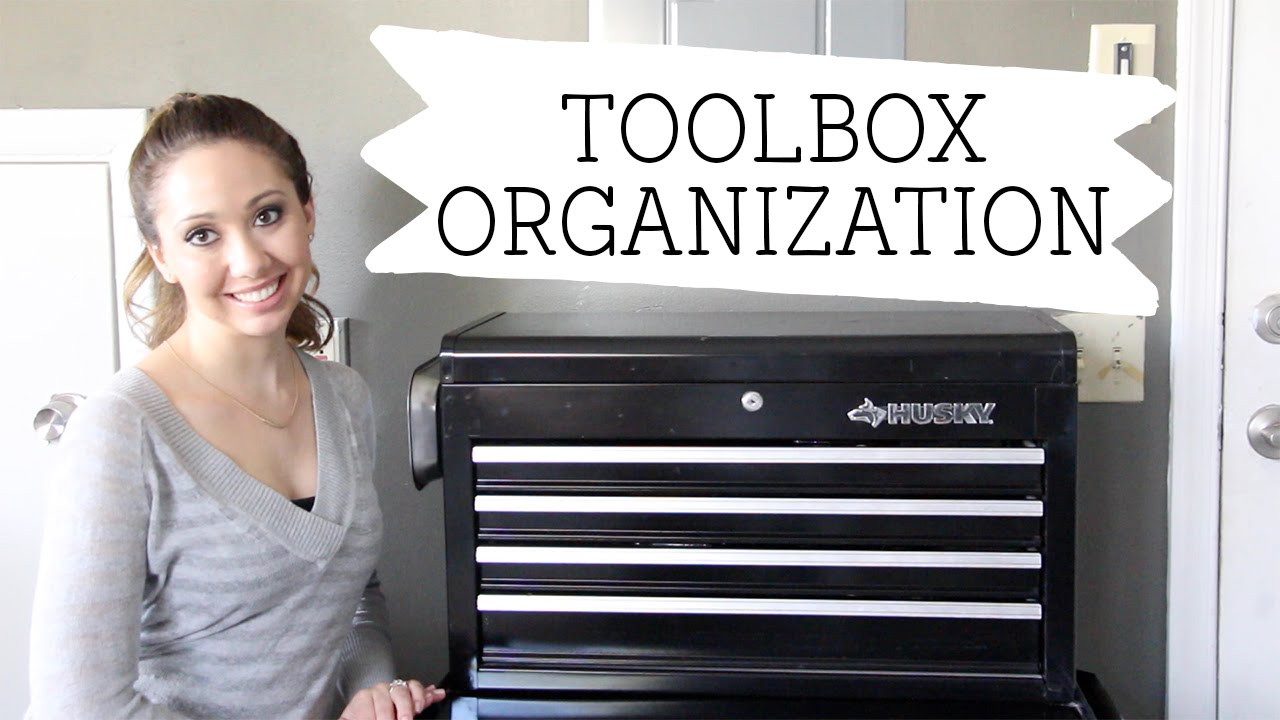 How To Organize Your Toolbox Amp Tools Youtube