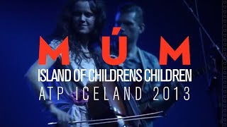 MÚM - Island of Children