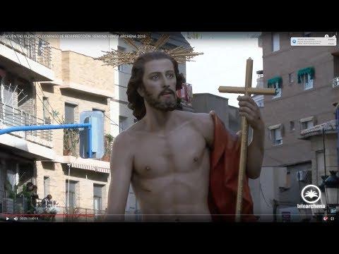 ENCUENTRO GLORIOSO. DOMINGO DE RESURRECCIÓN. SEMANA SANTA ARCHENA 2018