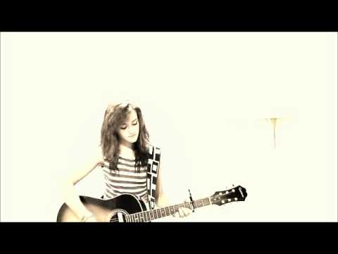 Me Singing Forget Me by Violet Columbus