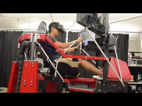 VR@Berkeley Simulator Project