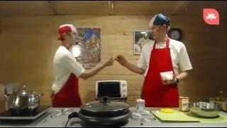 On-line урок | Бурритос и тыквенный суп-пюре с гренками