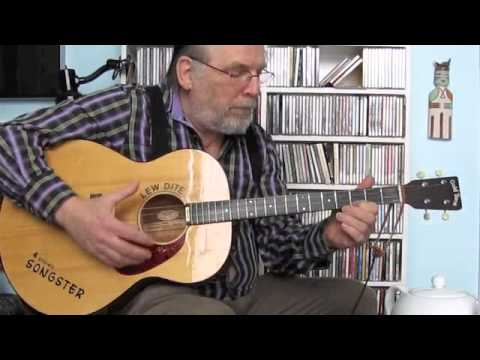 Show Me the Way To Go Home (tenor guiter bar chords) - YouTube