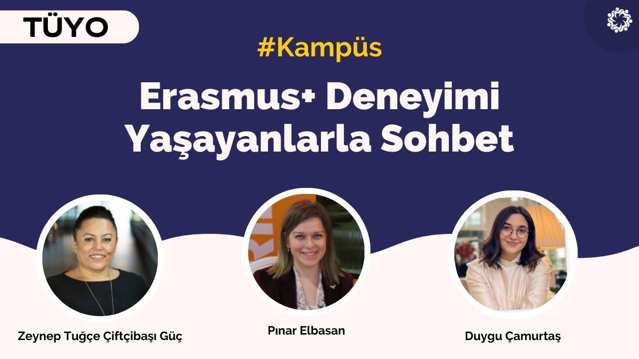 Erasmus+ Hakkında: Deneyim Paylaşımı