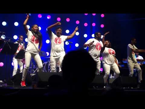 STAX MUSIC ACADEMY - European 50th anniversary tour - Live in Gateshead 2017