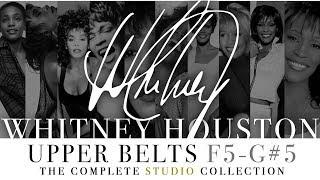 Whitney Houston: Upper Belts Collection (Studio: F5-G#5)