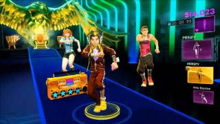 Dance Central 3- King of the Dance Hall - (Hard/Gold/100%) (DC1)
