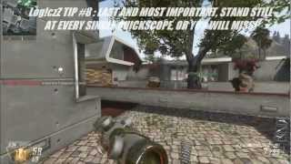 Black Ops 2 Sniping Tips & Tricks (PC) - FeaR Log!czZ