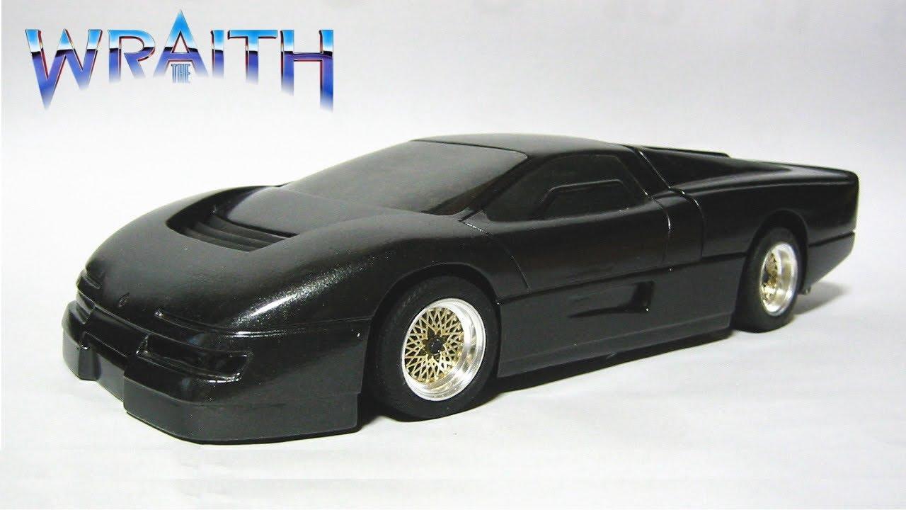 The Wraith Car Dodge M4S Turbo Interceptor 125