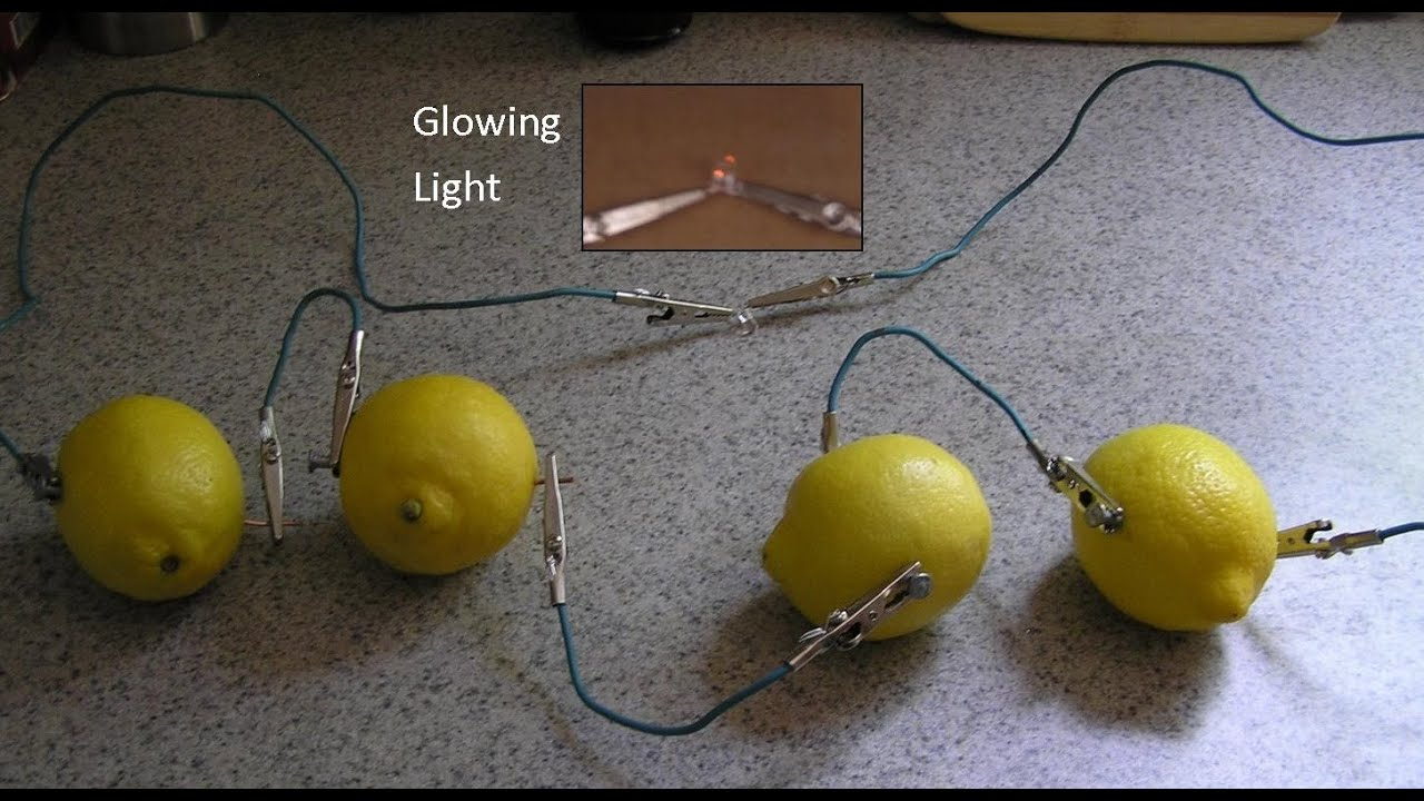 lemon battery significance of the study Antimicrobial properties, can be of great significance in therapeutic treatments (seenivasan et al, 2006) many  the study shows that the peel of lemon is not only an.
