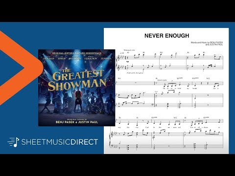 never-enough-sheet-music-(from-the-greatest-showman)---pasek-&-paul---piano-&-vocal