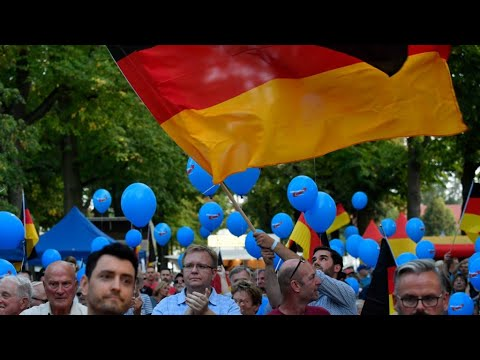 Regional German elections projected to boost far-right AfD party