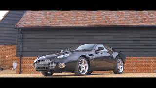 Aston Martin DB7 Zagato Videos