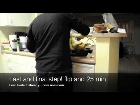 how to cook a whole chicken in the oven youtube