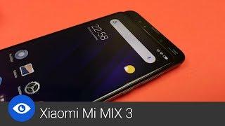 Xiaomi Mi MIX 3 (první dojmy)