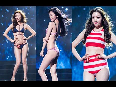 7c95c9513bb [SSTV] 2016미스코리아 (2016 MISS KOREA) 후보자, 화끈한 비키니(BIKIN)I 퍼레이드 '시선 싹쓸이'