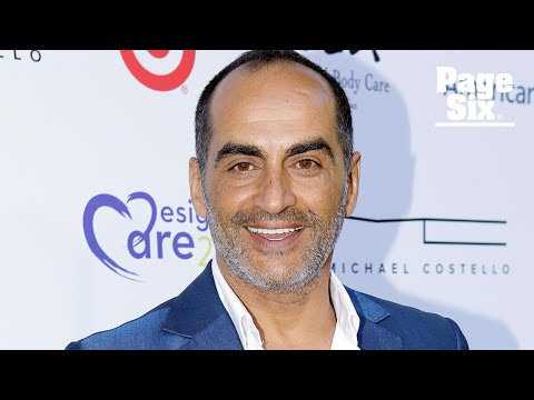 Navid Negahban, TV's favorite terrorist, is actually a goofball  Page Six
