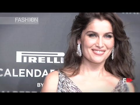 PIRELLI CALENDAR 2019 Gala Dinner | Milan - Fashion Channel