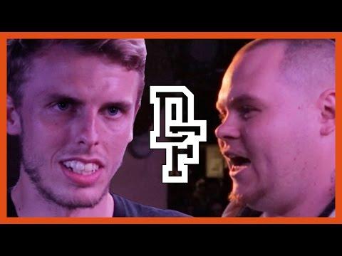 HARRY BAKER VS BIG J | Don't Flop Rap Battle