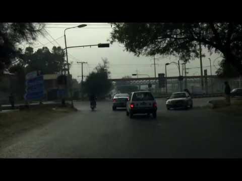 Islamabad Roads - Hyperlapse